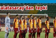 Photo of Galatasaray'dan yabancı sınırı kararına tepki