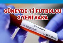 Photo of Güney Kıbrıs'ta 3 yeni vaka
