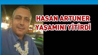 Photo of Hasan Artuner hayatını kaybetti