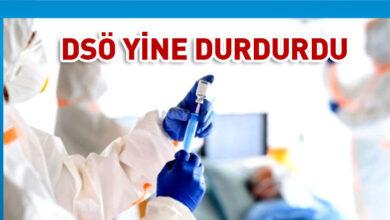 Photo of DSÖ hidroksiklorokin denemelerini durdurdu
