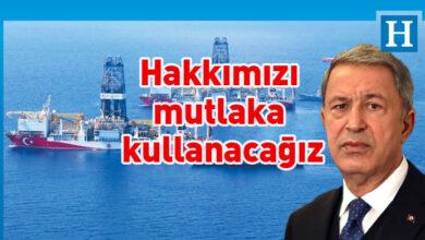 Photo of TC Milli Savunma Bakanı Akar'dan 'Doğu Akdeniz' mesajı