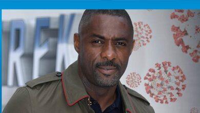 Photo of Idris Elba: Koronavirüs beni zihinsel olarak kötü etkiledi