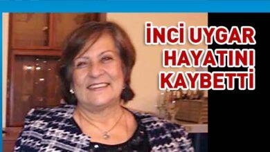 Photo of İnci Uygar hayatını kaybetti