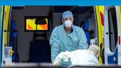 Photo of Birleşik Krallık'ta koronavirüsten ölenlerin sayısı 44 bini geçti