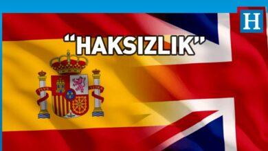 Photo of İspanya'dan İngiltere'ye karantina eleştirisi: Haksızlık