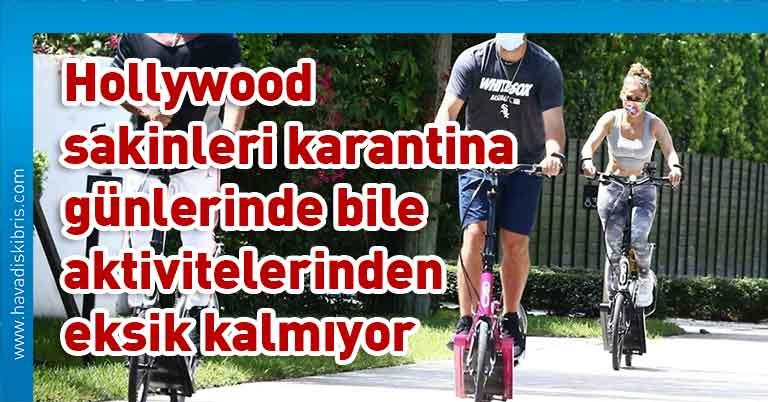 Jennifer Lopez, bisiklet, fitness bisikleti, spor, magazin, ABD, New York, tatil