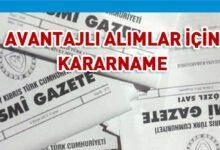 Photo of Alımlarda Sağlık Bakanlığı'nın önü açıldı