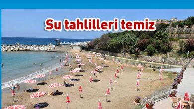 Photo of Kervansaray ve Antis plajları temiz