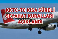 Photo of KKTC'den TC'ye seyahatlerde uygulanması gereken kurallar