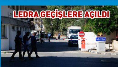 Photo of Ledra Palace bu sabah geçişlere açıldı