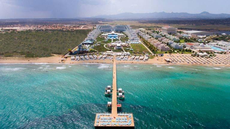 5 yıldızlı otel kıbrıs