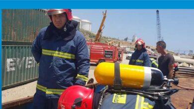 Photo of Mari yakınlarındaki gemide yangın çıktı