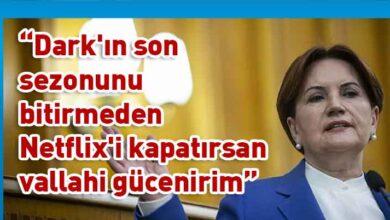 Photo of Akşener'den Erdoğan'a cevap