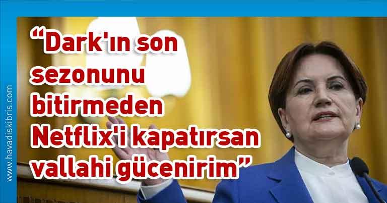 İYİ Parti Genel Başkanı Meral Akşener, Cumhurbaşkanı Recep Tayyip Erdoğan