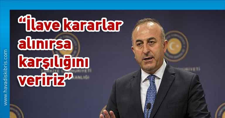 Türkiye Dışişleri Bakanı Mevlüt Çavuşoğlu, AB Dış Politika Yüksek Temsilcisi Borrel, Türkiye, Akdeniz,