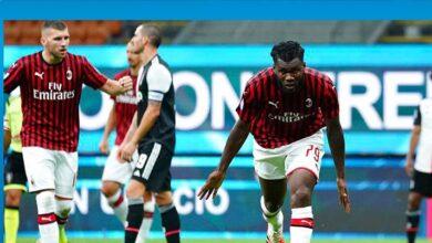 Photo of Milan Juventus karşısında tarihi geri dönüş