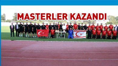 Photo of Meclis Futbol Takımı, KKTC Masterler ile 20 Temmuz anısına karşılaştı