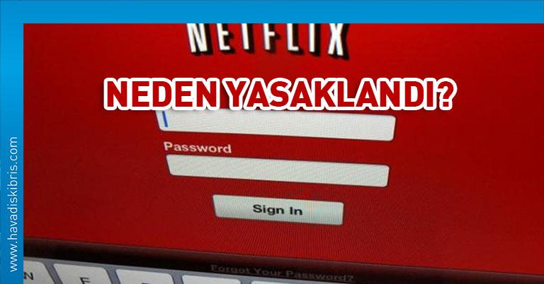 Netflix engellemesi