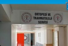 Photo of Ortopedi ve Travmatoloji Servisi yenilendi