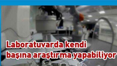 Photo of Yapay zeka ile çalışan yeni robot
