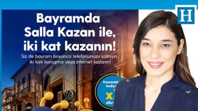"Photo of Bayramda ""Salla Kazan"" ile 2 katı hediye"