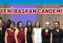 Photo of İş Kadınları Derneği'nde yeni başkan Selin Candemir