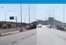 Photo of Lefkoşa-Güzelyurt yolunda kaza: 1 yaralı