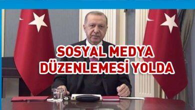 Photo of Erdoğan: Sosyal medya düzene sokulmalı