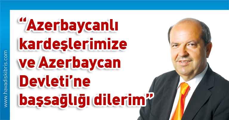 Başbakan Ersin Tatar, Kıbrıs Türk Halkı, Azerbaycan, Karabağ, Ermenistan,