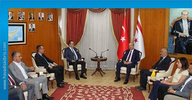 Başbakan Ersin Tatar, Kıbrıs Türk Ticaret Odası