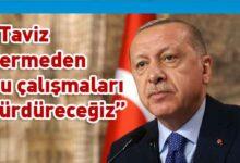 Photo of Erdoğan: Doğu Akdeniz'de kurulmaya çalışılan oyun ve tuzakları yerle bir ettik
