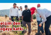 Photo of Telsim Ekoloji Ormanı için fidan dikimi gerçekleştirdi