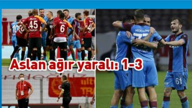 Photo of Trabzonspor kendine geldi