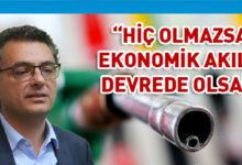 Photo of Tufan Erhürman, akaryakıt zammını eleştirdi