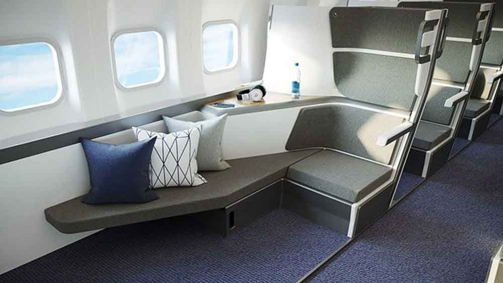 Corona virüs, ABD, Zephyr Aerospace, Uzun uçuşlar, Sağlık,