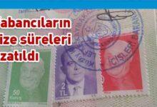 Photo of Muhaceret Dairesi açıkladı