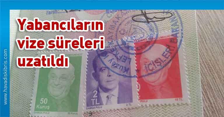 Muhaceret Dairesi, KKTC, turist, ceza, Covid-19, salgın, İkamet İzinleri ve Vizeler