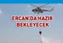 Photo of Ercan'da yangın Helikopteri konuşlanacak
