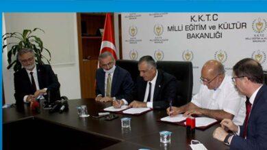 Photo of Yeni kolej binası inşaatı için protokol imzalandı