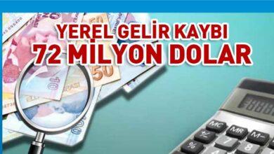Photo of DPÖ: Yerel gelirlerde 72.4 Milyon Dolar gelir kaybı yaşandı