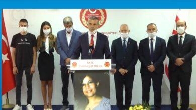 Photo of Mavi Salon'a Zalihe Çavuşoğlu'nun ismi verildi