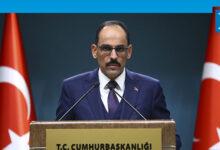 Photo of 'Türkiye'yi Doğu Akdeniz'e hapsedecek hiçbir girişime onay vermeyiz'