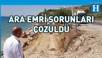 Photo of Atakan İskele-Çayırova bölünmüş anayolu yapım çalışmalarını inceledi