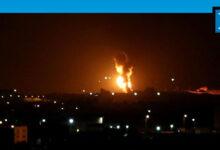 Photo of İsrail'den Gazze'ye hava saldırısı