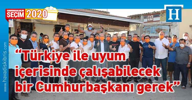 Ersin Tatar, UBP, Ulusal Birlik Partisi (UBP) Genel Başkanı, Başbakan Ersin Tatar, Maraş, Yeniboğaziçi, umhurbaşkanlığı seçimi,