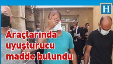 Photo of Zafer Özkaracan ile Hakan Görmüş tutuklanarak mahkemeye çıkarıldı