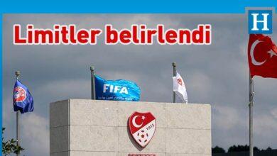 Photo of Türkiye Futbol Federasyonu harcama limitlerini açıkladı