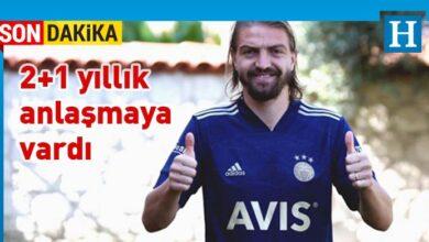 Photo of Fenerbahçe'den bir transfer daha! Caner Erkin…