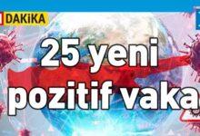 Photo of Güneyde 3988 test, 25 yeni pozitif vaka