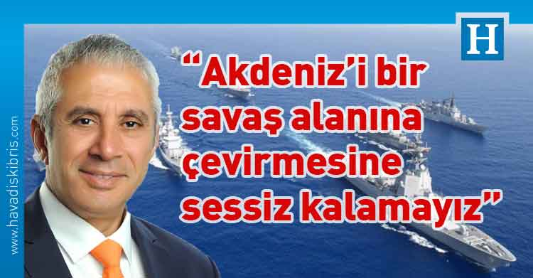 Ekonomi ve Enerji Bakanı Hasan Taçoy, Türkiye Cumhuriyeti, Doğu Akdeniz, KKTC, Atina, Güney Lefkoşa,